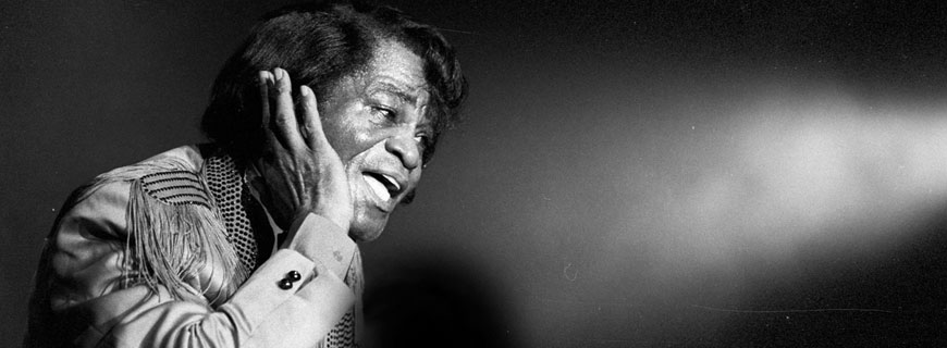James Brown: Antes de la PELI 'Get On Up'