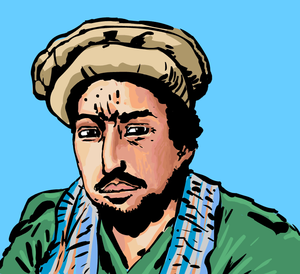 MASSOUD …Retrato intimo del lider AFGANO…